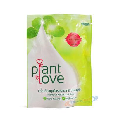 plant love บำรุงน้ำนมแม่ รสหวาน ปลีกล้วย ขิง ลูกซัด