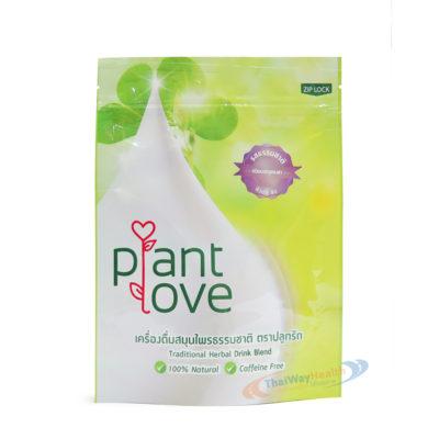 plant love บำรุงน้ำนมแม่ ซองชา ปลีกล้วย ขิง