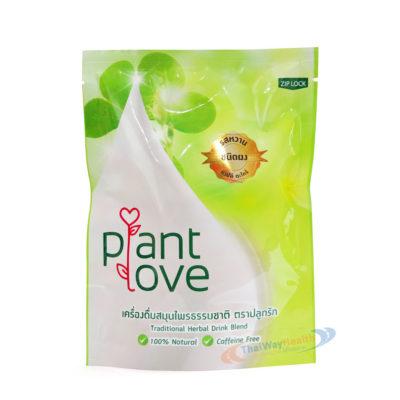 plant love บำรุงน้ำนมแม่ รสหวาน ปลีกล้วย ตะไคร้